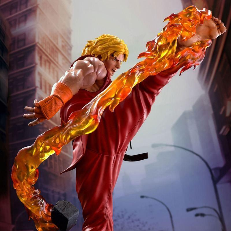 Ken - Street Fighter - 1/4 Scale Statue