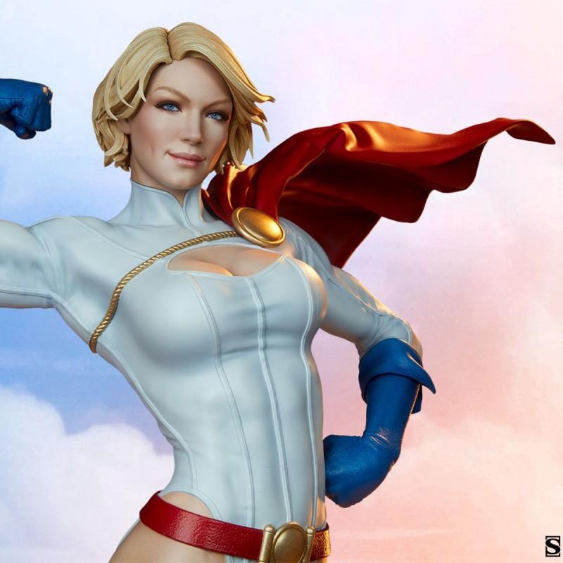 Power Girl - DC Comics - Premium Format Statue
