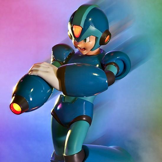Megaman X - Polystone Statue