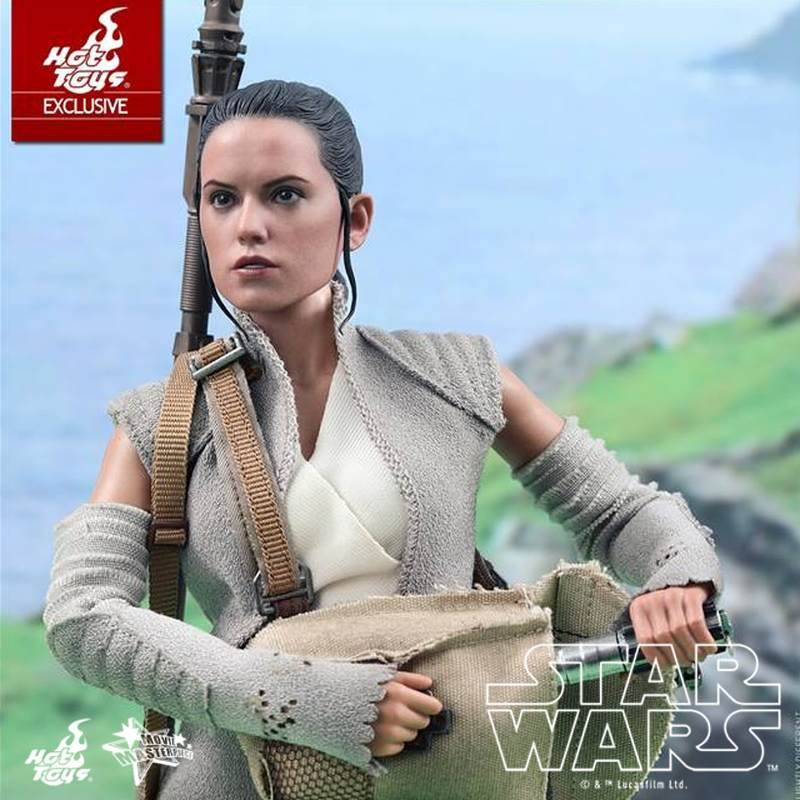 Rey (Resistance Outfit) - Star Wars - 1/6 Scale Figur