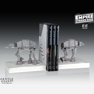 Star Wars Buchstützen AT-AT 16 cm