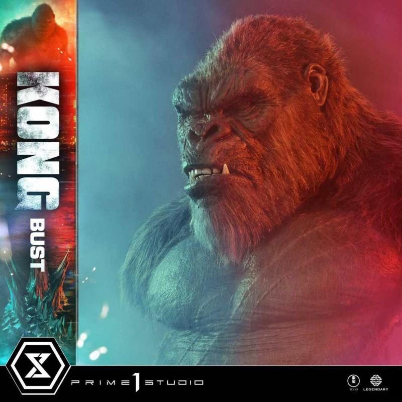 Kong - Godzilla vs Kong - Polystone Büste