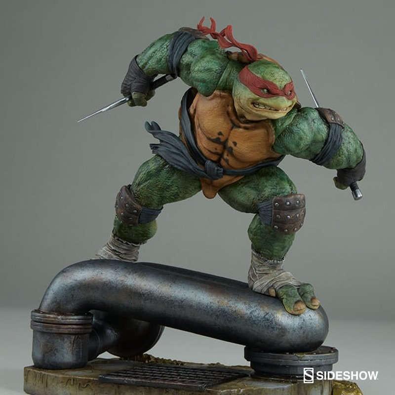 Raphael - TMNT - Polystone Statue