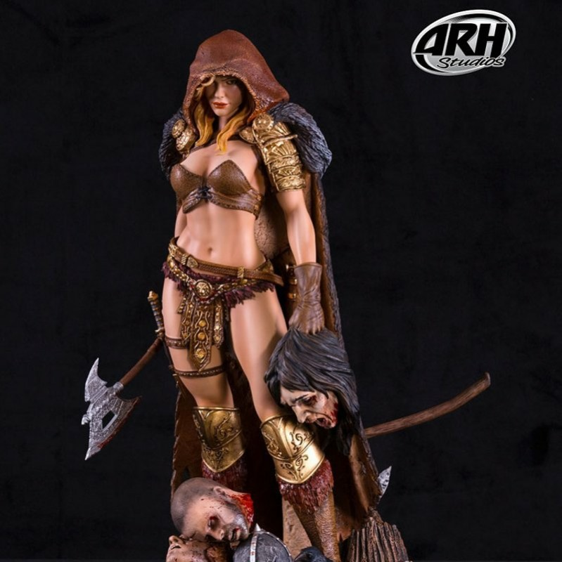 Arhian City of Horrors - 1/4 Scale Statue