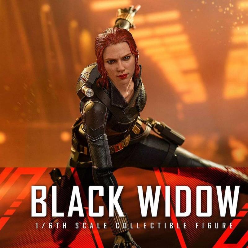 Black Widow - Black Widow - 1/6 Scale Figur