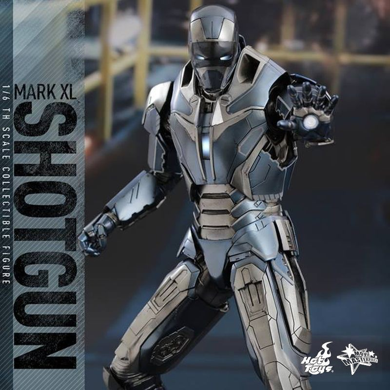 Shotgun - Iron Man 3 - 1/6 Scale Action Figur