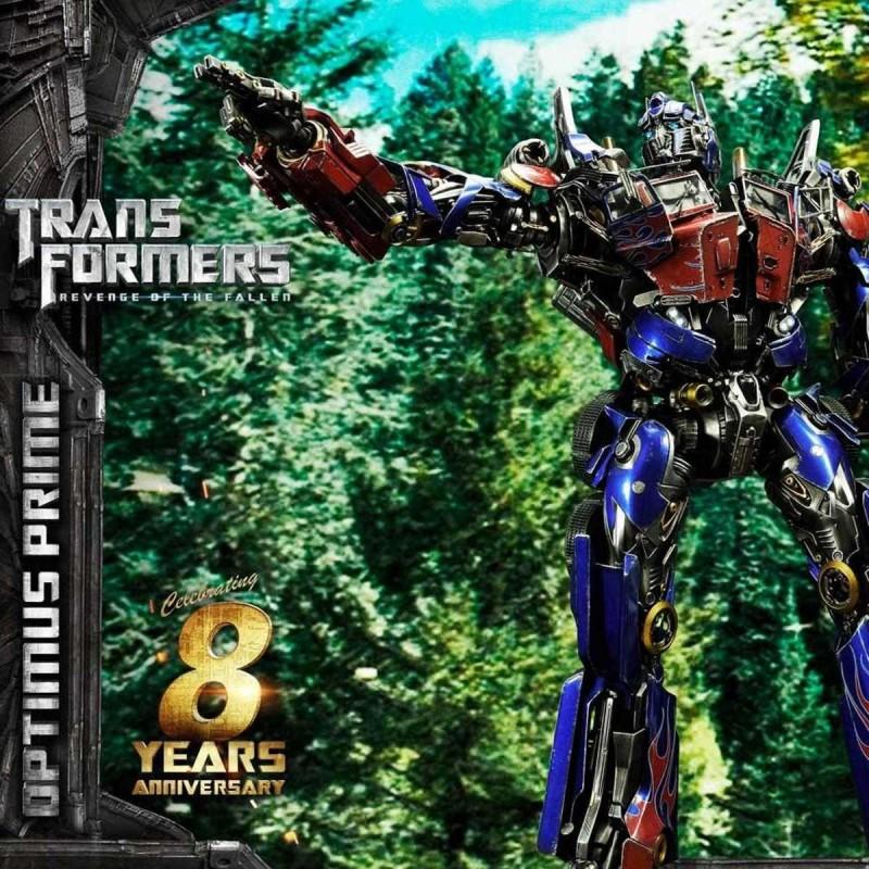 Optimus Prime - Transformers: Revenge of the Fallen - Polystone Statue
