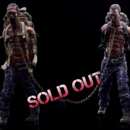 Michonne´s Pet Walker Twin Pack - The Walking Dead - 1/6 Scale