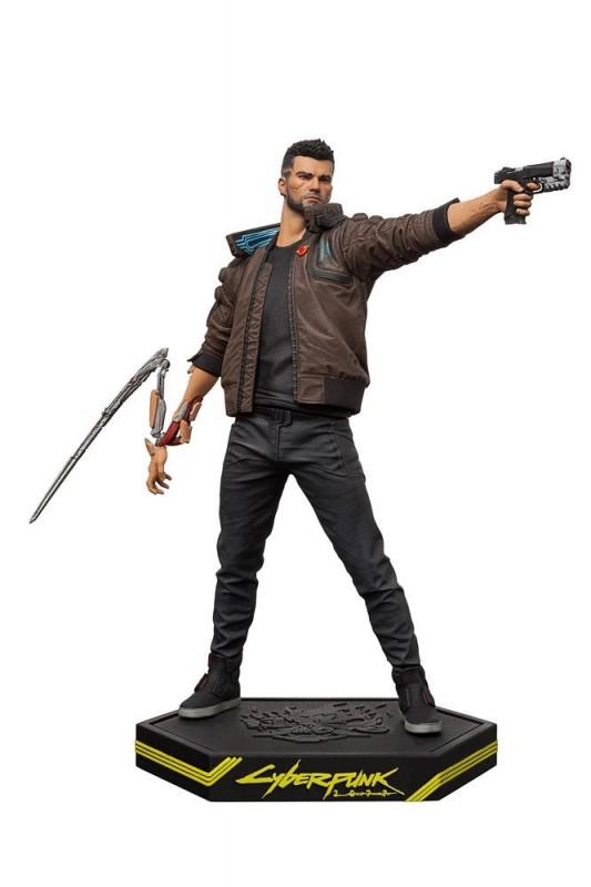 Male V - Cyberpunk 2077 - PVC Statue