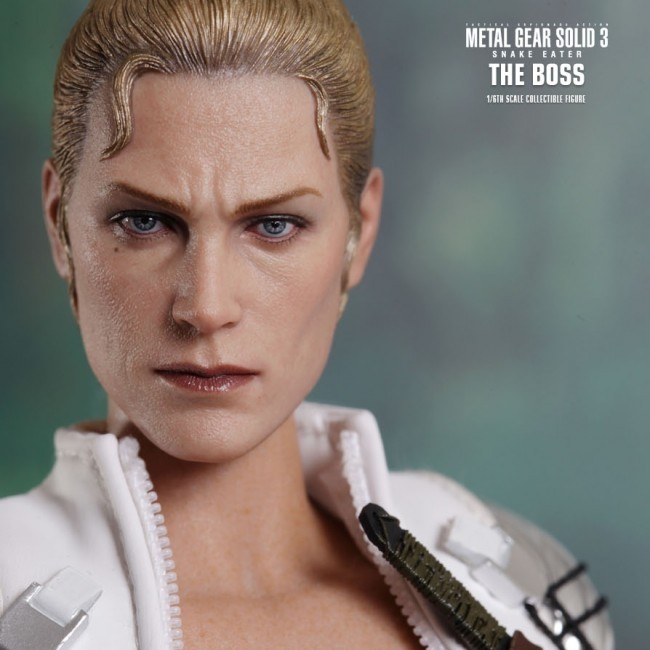 The Boss - Metal Gear - 1/6 Scale Figur