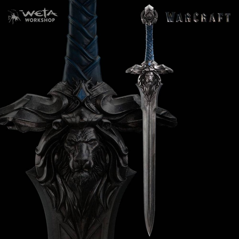 Schwert der königlichen Wache - Warcraft - 1/1 Replik