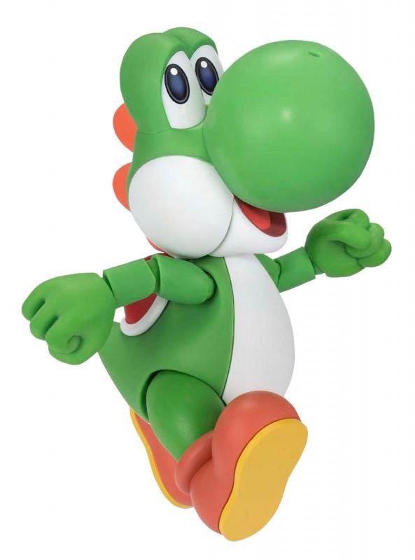 Yoshi - Super Mario Bros. - S.H. Figuarts
