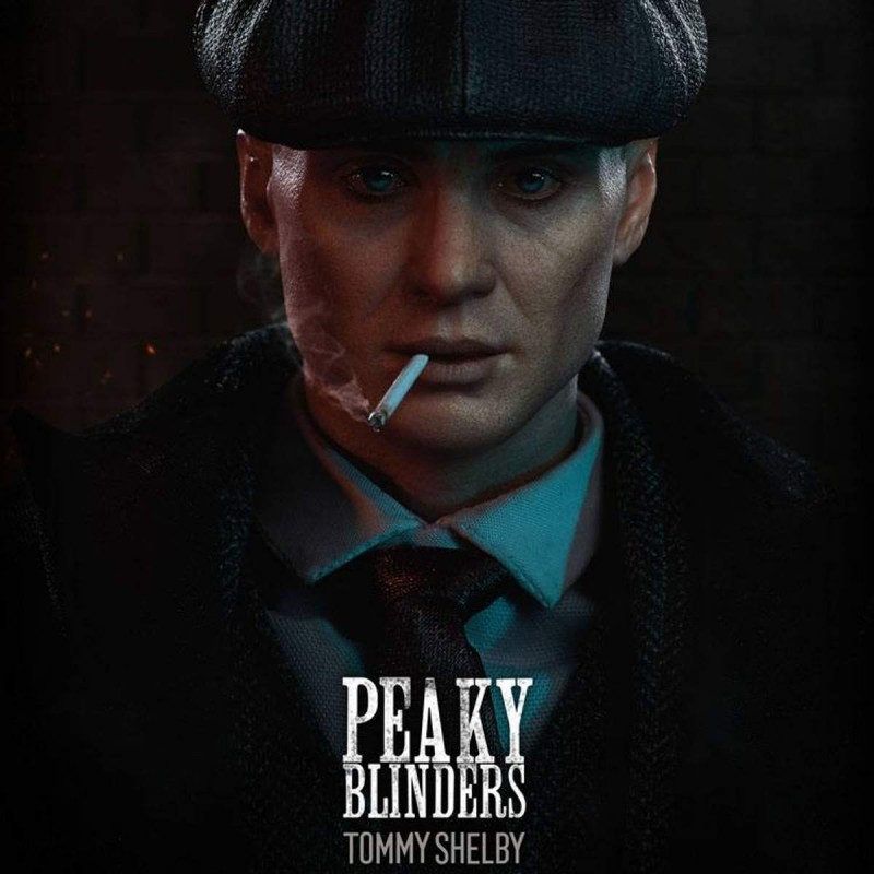 Tommy Shelby Limited Edition - Peaky Blinders - 1/6 Scale Figur