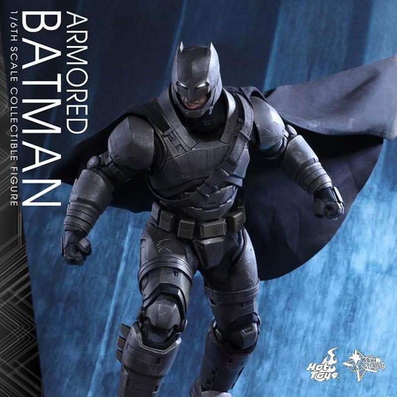 Armored Batman - Batman v Superman - 1/6 Scale Figur