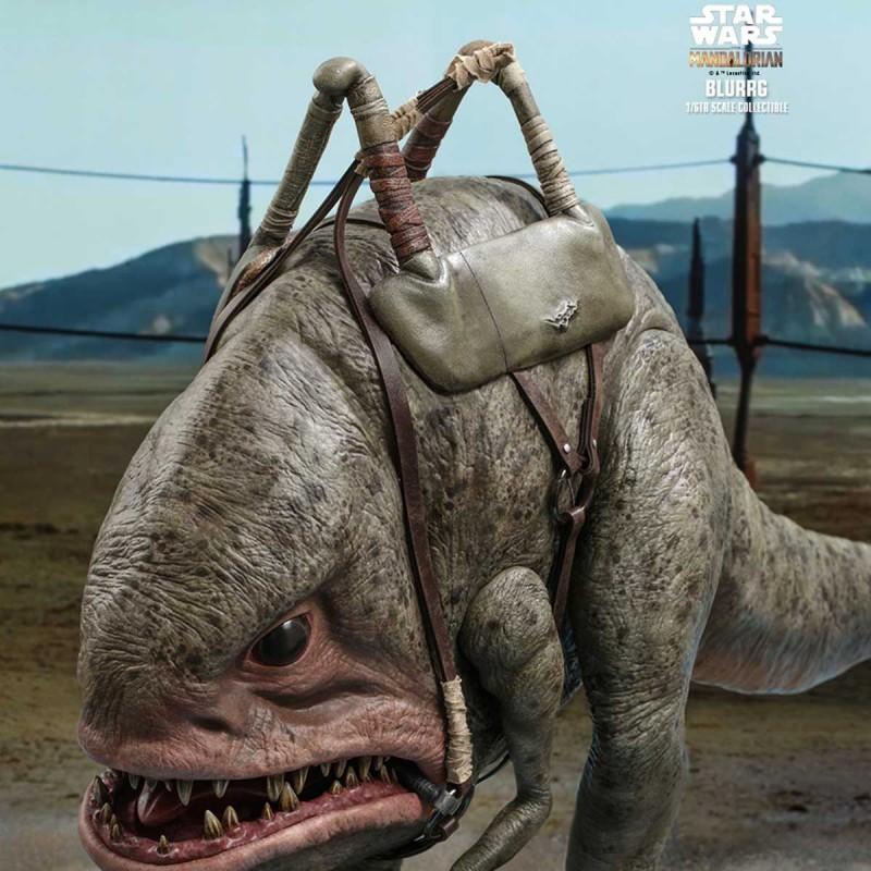 Blurrg - Star Wars The Mandalorian - 1/6 Scale Figur