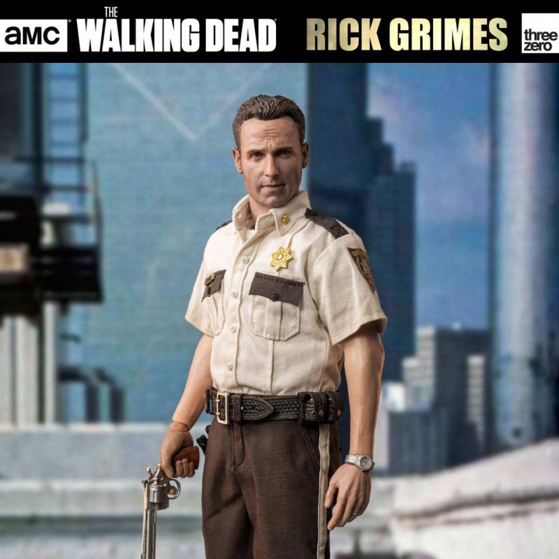 Rick Grimes (Season 1) - The Walking Dead - 1/6 Scale Figur