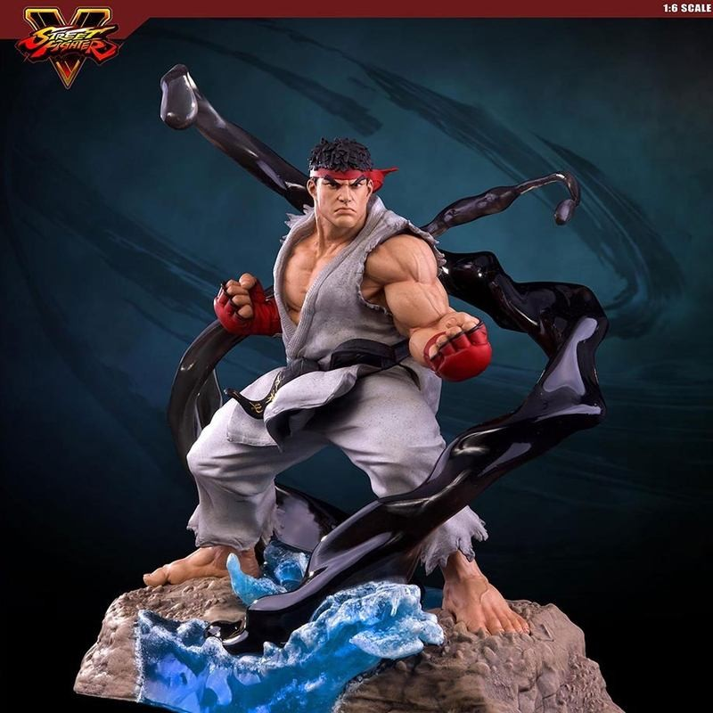 Ryu V-Trigger - Street Fighter - 1/6 Scale Statue