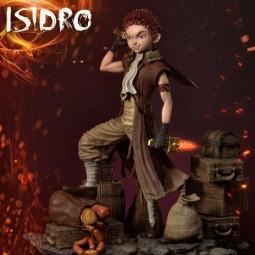 Isidro - Berserk - 1/4 Scale Polystone Statue