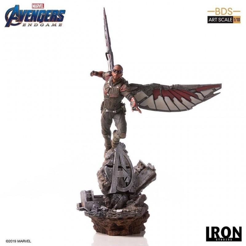 Falcon - Avengers: Endgame - BDS Art 1/10 Scale Statue