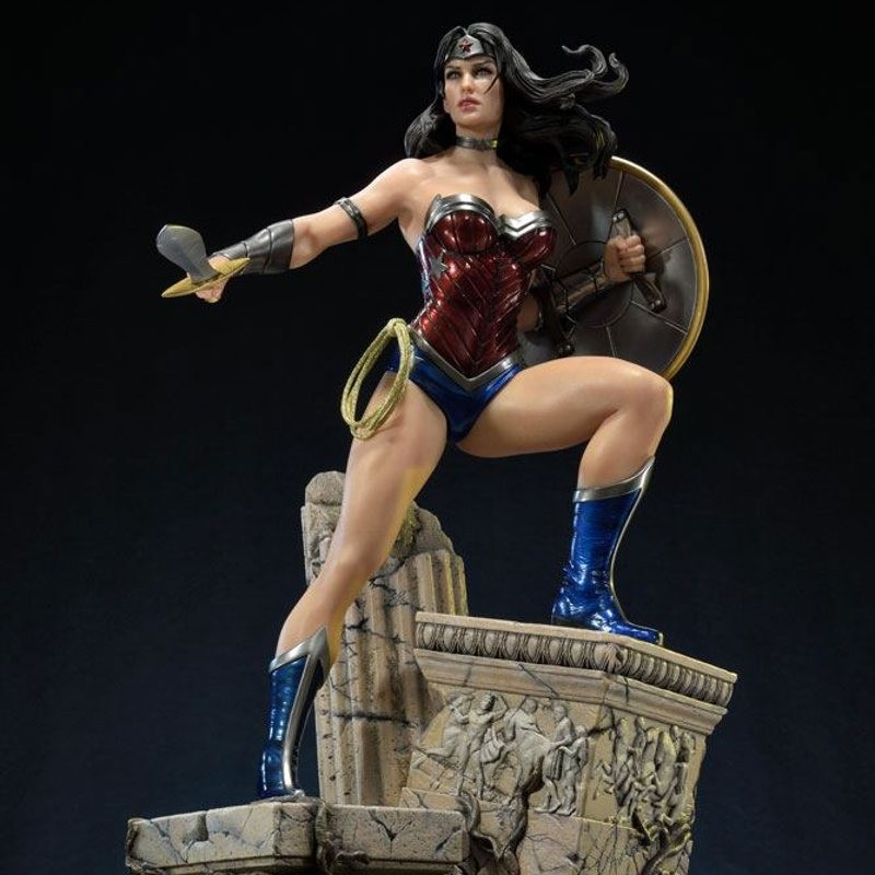 Wonder Woman New 52 - DC Comics - Polystone Statue