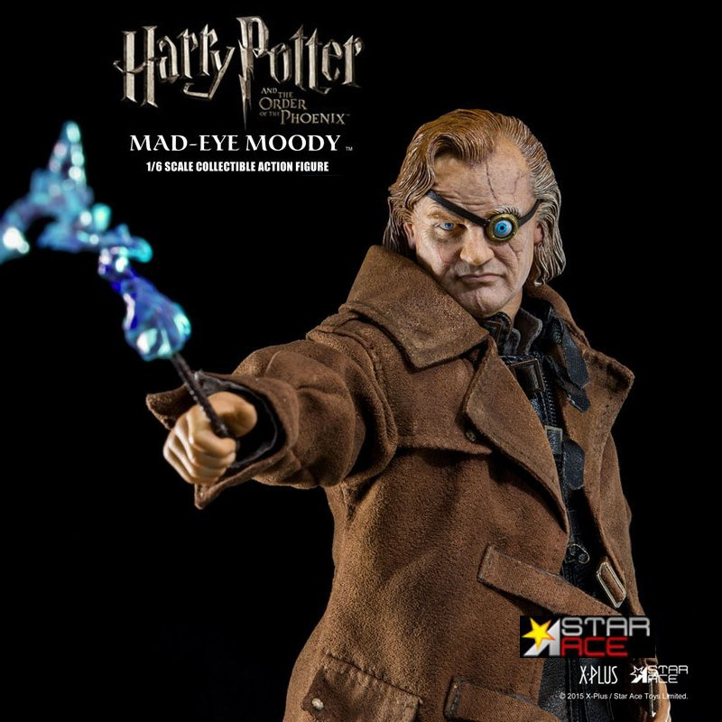 Mad-Eye - Harry Potter - 1/6 Scale Actionfigur