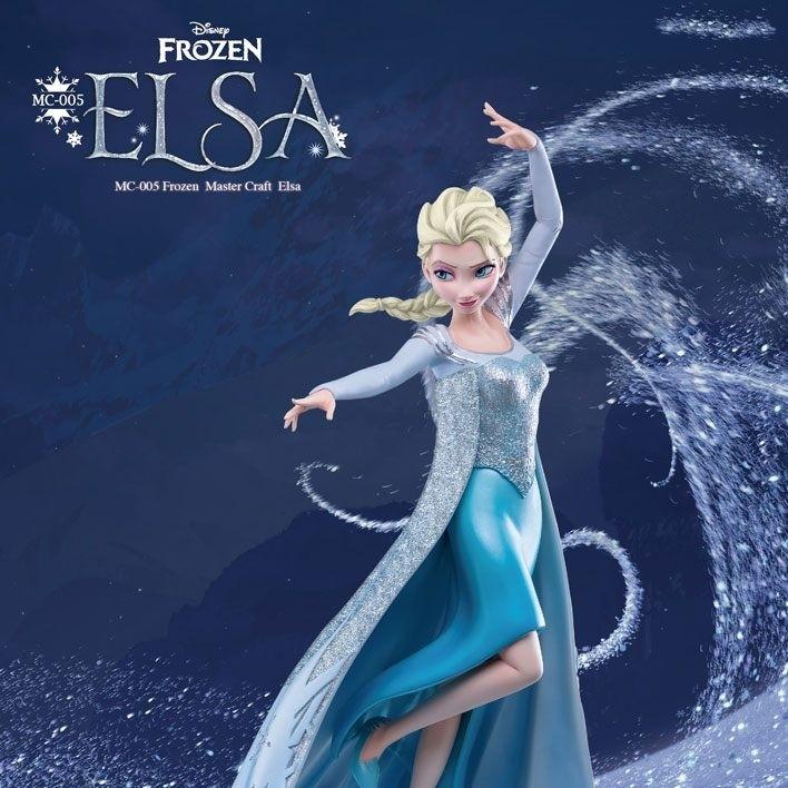 Elsa von Arendelle - Frozen - Master Craft Statue 1/4