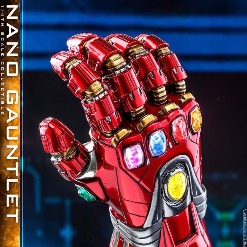 Nano Gauntlet - Avengers: Endgame - 1/4 Scale Replica