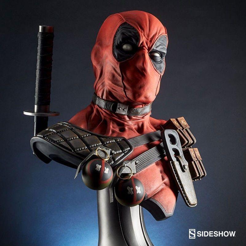 Deadpool - Marvel Comics - Life-Size Büste