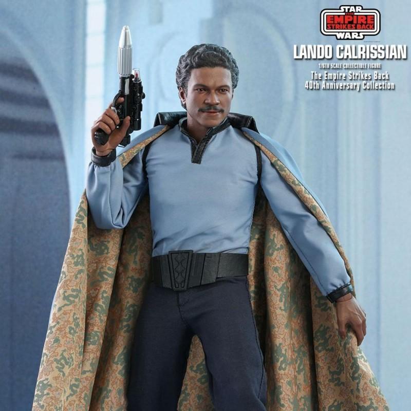 Lando Calrissian - Star Wars Episode V - 1/6 Scale Figur