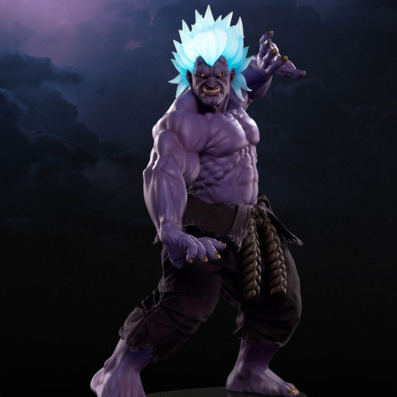 Oni Akuma - Street Fighter - 1/4 Scale Statue