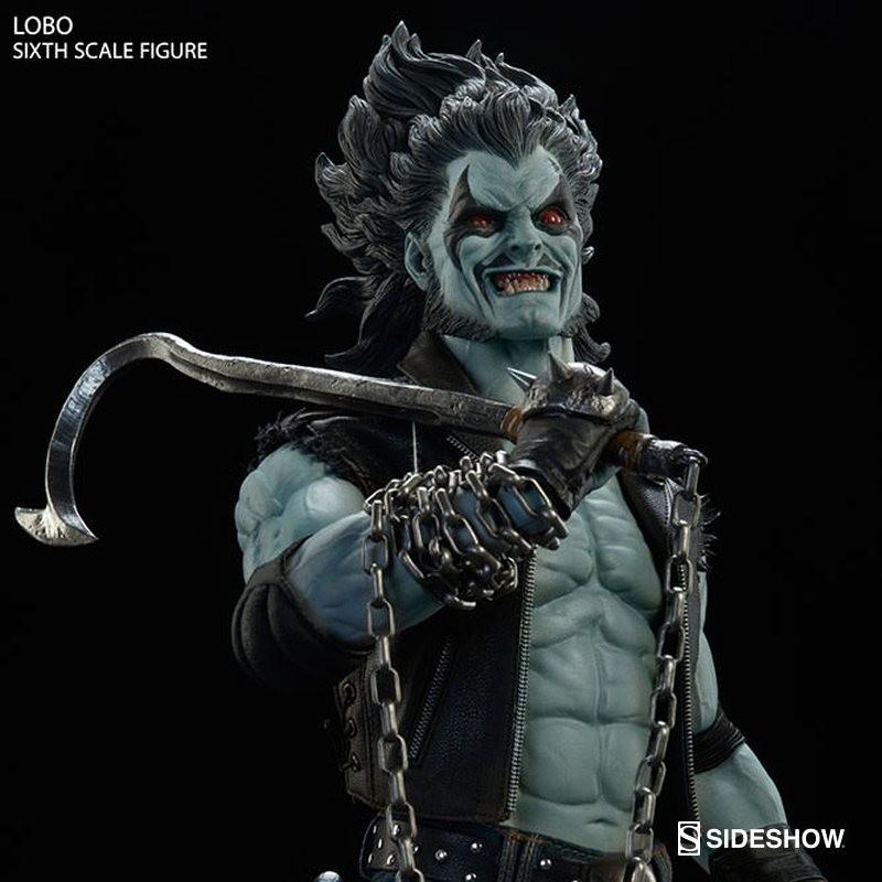 Lobo - DC Comics - 1/6 Scale Figur
