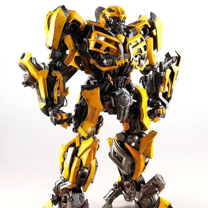 Bumblebee - Transformers - 1/6 Scale Action Figur