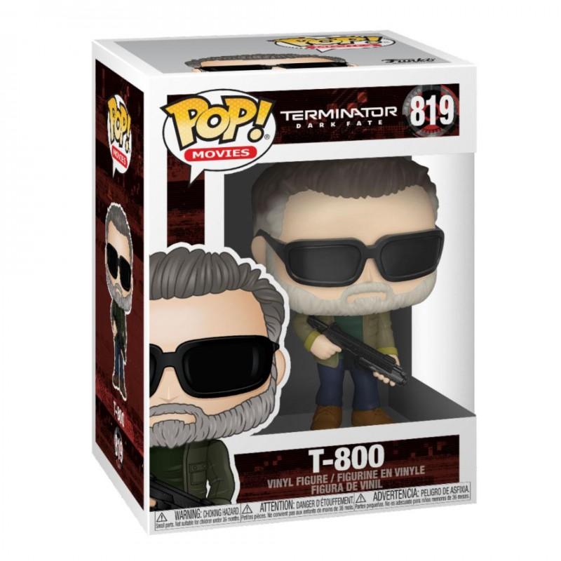 T-800 - Terminator: Dark Fate - Movies POP! Vinyl Figur