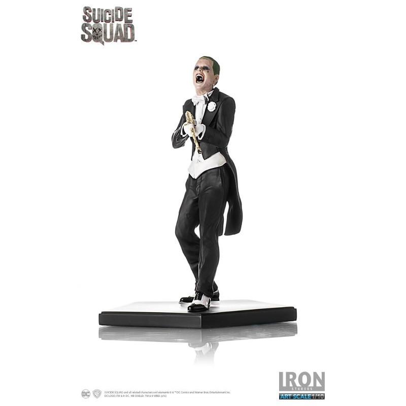 Joker - Suicide Squad - 1/10 Scale Statue
