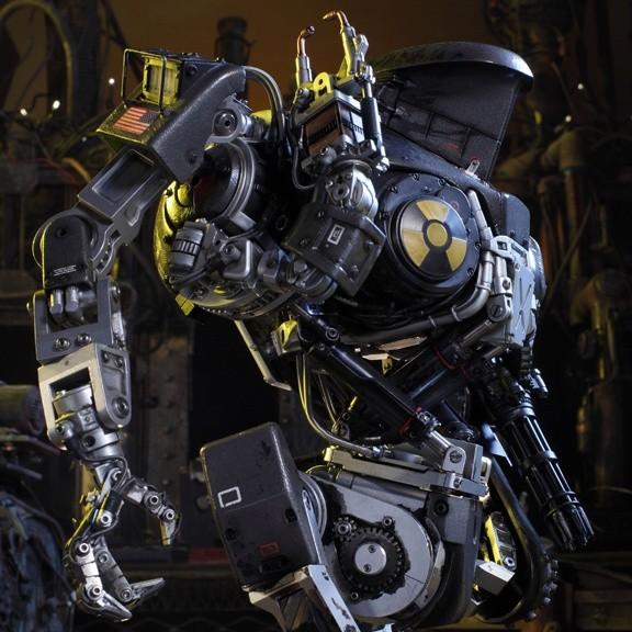 Cain - Robocop 2 - Replica 40cm