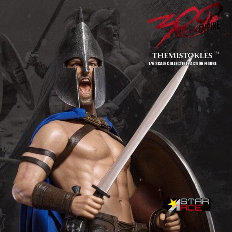 Themistokles - 300 Rise of an Empire - 1/6 Scale Actionfigur