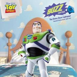 Buzz Lightyear - Toy Story - Dynamic 8ction Heroes Actionfigur