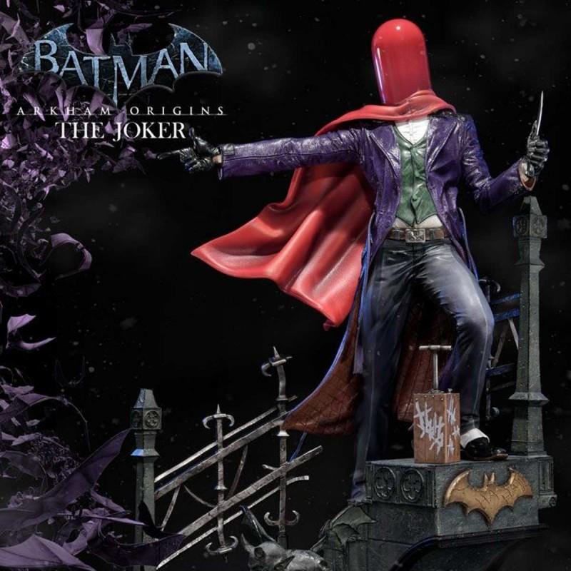 The Joker - Batman Arkham Origins - 1/3 Scale Statue