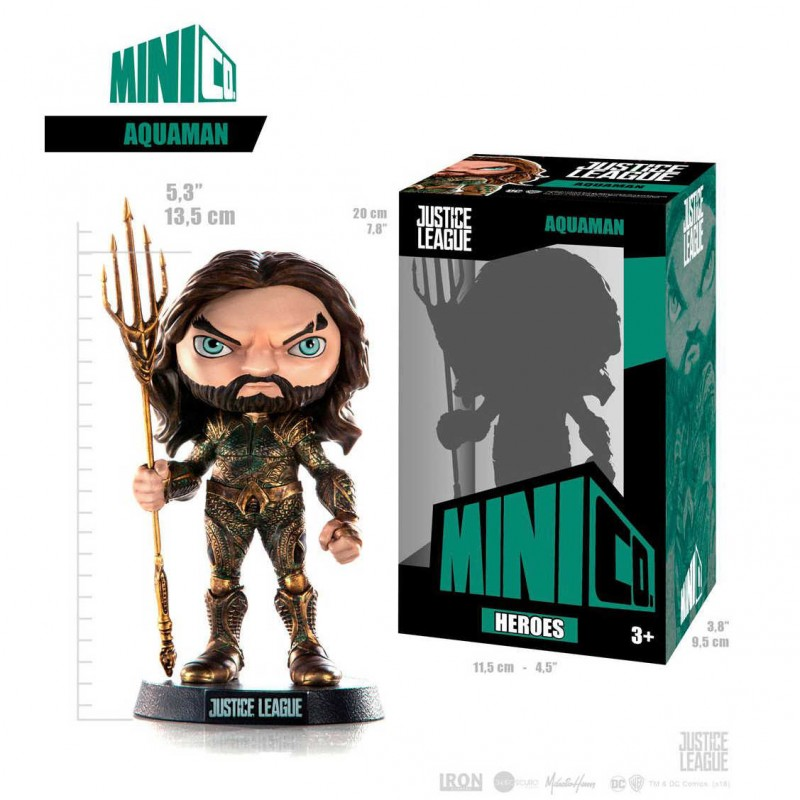 Aquaman - Justice League - Mini Co.PVC Figur