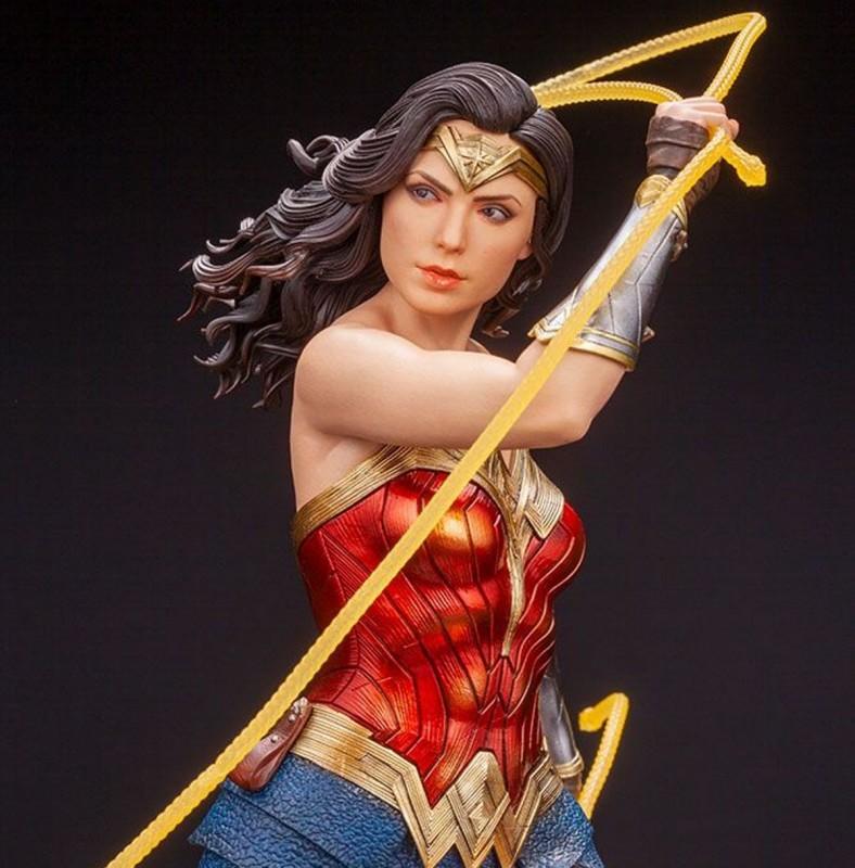 Wonder Woman - Wonder Woman 1984 - ARTFX Statue