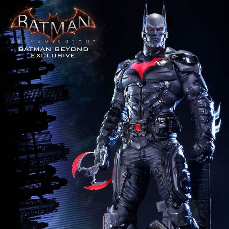 Batman Beyond Exclusive - Arkham Knight - 1/3 Scale Statue