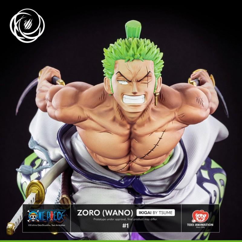 Zoro (Wano) - One Piece - 1/6 Scale IKIGAI Statue