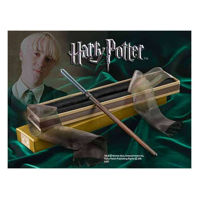Zauberstab Draco Malfoy - Harry Potter - 1/1 Replik