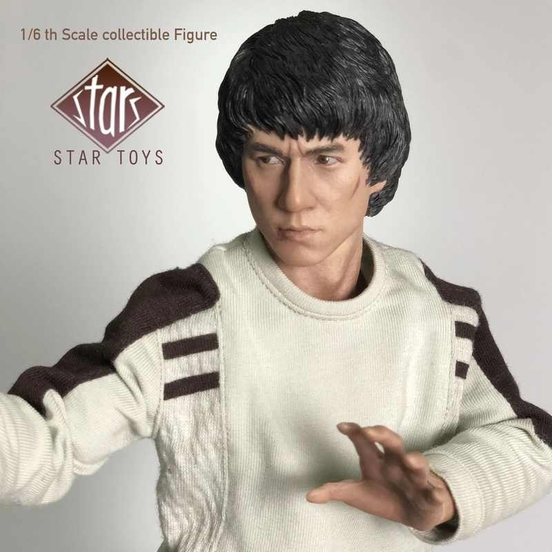 Police Story - 1/6 Scale Actionfigur