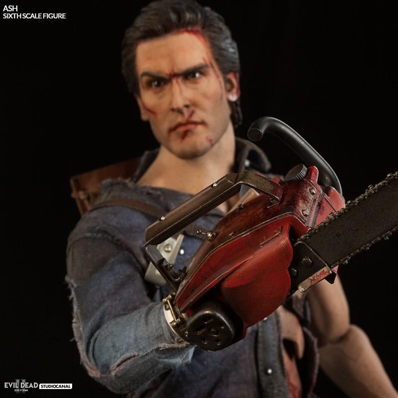 Ash - The Evil Dead - 1/6 Scale Figur