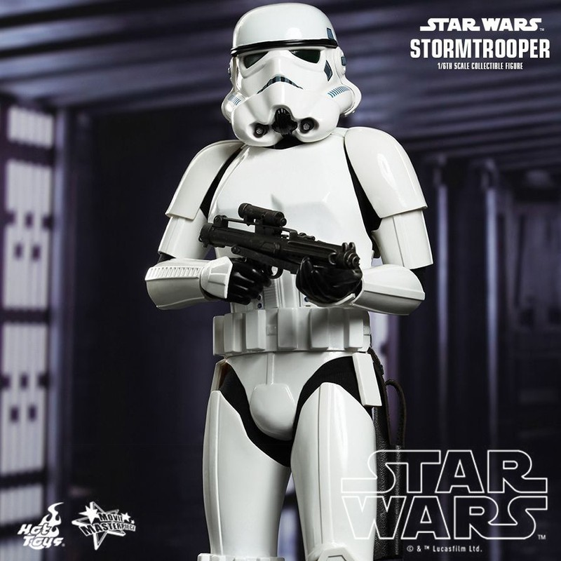 Stormtrooper - Star Wars - 1/6 Scale Action Figur