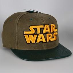 STAR WARS - Snapback Cap - Jabba the Hut