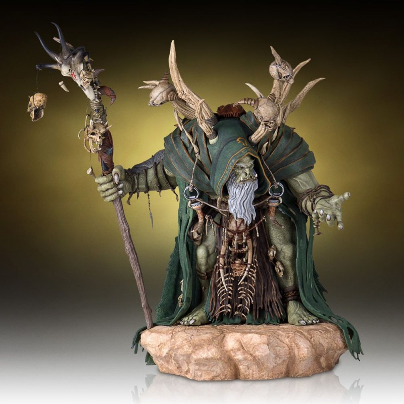 Gul'Dan - Warcraft The Beginning - Statue 46cm