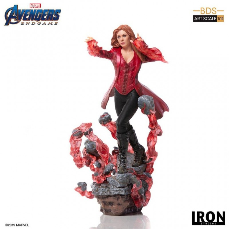 Scarlet Witch - Avengers: Endgame - BDS Art 1/10 Scale Statue