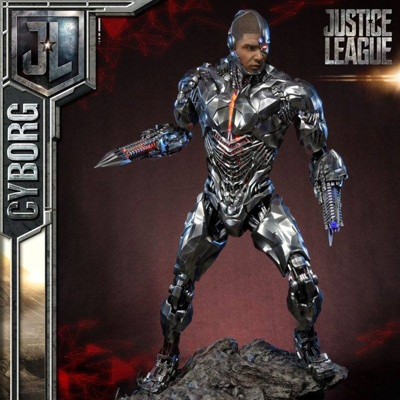 Cyborg - Justice League - 1/3 Scale Statue